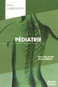 Marc Bellaïche et Daniel Berdah - Pédiatrie.