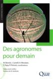 Marc Benoit et Jacques Caneill - Des agronomes pour demain - Accompagner la diversité des agricultures pour un développement durable.