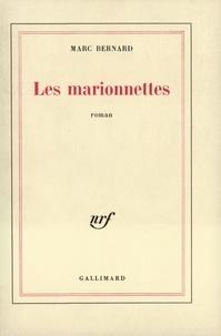Marc Bernard - Les marionnettes.