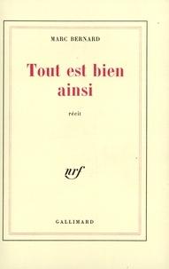 Marc Bernard - .