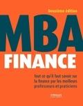 Marc Bertonèche et Andrada Bilan - MBA finance.