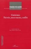 Marc Bessin et Elsa Dorlin - L'Homme et la Société N° 158, 2006 : Féminismes - Théories, mouvements, conflits.