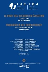 Marc Beyens - Le droit civil en mouvement.