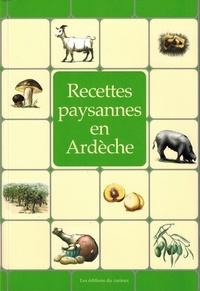 Marc Béziat - Recettes paysannes en Ardèche.
