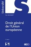 Marc Blanquet - Droit général de l'Union européenne.