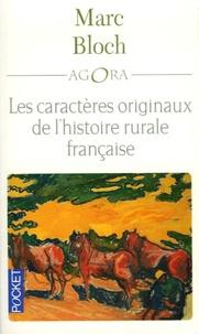 Les caractères originaux de lhistoire rurale française.pdf