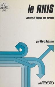 Marc Boisseau - Le RNIS.