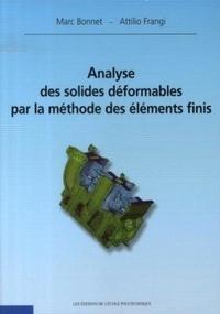 Checkpointfrance.fr Analyse des solides déformables par la méthode des éléments finis Image