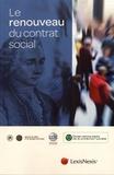 Marc Bonnet et Philippe Coursier - Le renouveau du contrat social.