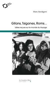 Marc Bordigoni - Gitans, Tsiganes, Roms - idées reçues sur le monde du Voyage.