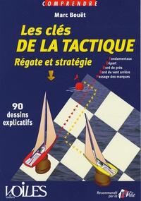 Marc Bouët - Les clés de la tactique - Régate et stratégie en 90 dessins explicatifs.
