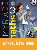 Marc Boullis et Maxime Cambon - Maths 3e Cycle 4 Myriade.