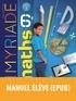 Marc Boullis - Maths 6e Cycle 3 Myriade - Manuel de l'élève.