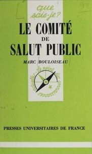 Marc Bouloiseau - Le Comité de salut public.
