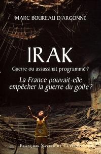 Accentsonline.fr Irak : guerre ou assassinat programmé ? La France pouvait-elle empêcher la guerre du Golfe ? Image