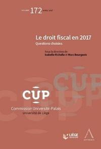 Le droit fiscal en 2017 - Marc Bourgeois pdf epub