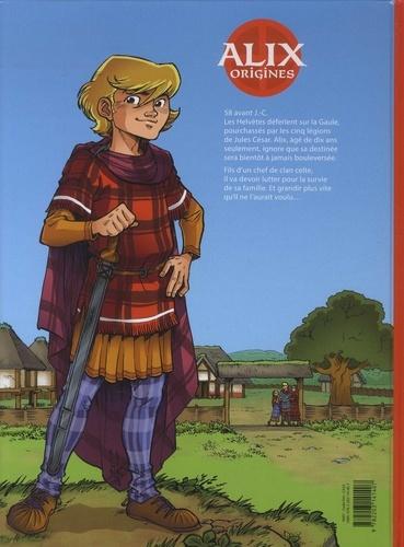 Alix origines Tome 1 L'enfance d'un Gaulois