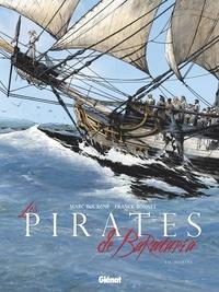 Marc Bourgne et Franck Bonnet - Les pirates de Barataria Tome 12 : Yucatan.
