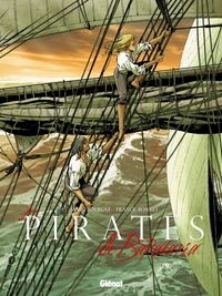 Marc Bourgne et Franck Bonnet - Les pirates de Barataria Tome 4 : Océan.