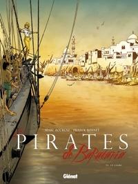 Marc Bourgne et Franck Bonnet - Les pirates de Barataria Tome 5 : Le Caire.
