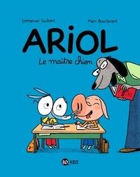 Marc Boutavant et Emmanuel Guibert - Ariol Tome 7 : Le maître chien.