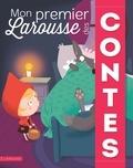 Marc Boutavant et Olivier Latik - Mon premier Larousse des contes.