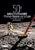 Marc Bradfer et Marie-Ange Sanguy - 50e anniversaire du premier Homme sur la Lune - 1969-2019.