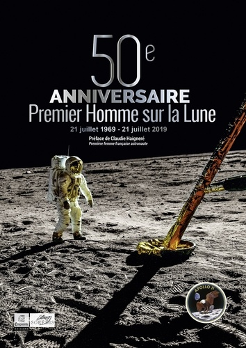 1er Homme Sur La Lune