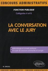 Marc Bredel - La conversation avec le jury - Catégories A et B.