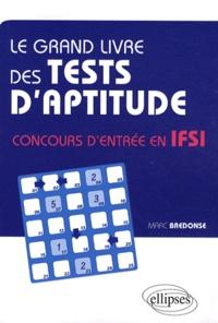 Le grand livre des tests daptitude - Concours dentrée en IFSI.pdf