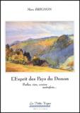 Marc Brignon - L'esprit des Pays du Donon. - Parler, rire et croire, autrefois....