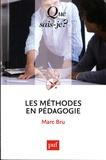 Marc Bru - Les méthodes en pédagogie.