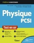 Marc Cavelier et Julien Cubizolles - Physique PCSI - Tout-en-un.