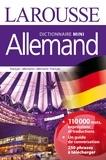 Marc Chabrier - Dictionnaire mini allemand - Français/Allemand Allemand/Français.