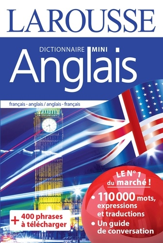 Marc Chabrier et Valérie Katzaros - Dictionnaire mini anglais.