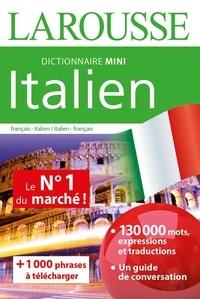 Marc Chabrier et Valérie Katzaros - Dictionnaire mini italien.