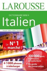 Marc Chabrier et Valérie Katzaros - Dictionnaire mini + italien.