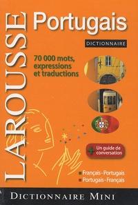 Marc Chabrier et Manuela Valente - Mini dictionnaire français-portugais et portugais-français.