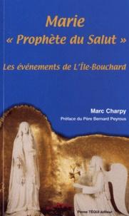 """Marc Charpy - Marie """"Prophète du Salut"""" - Les évènements de L'Ile-Bouchard."""