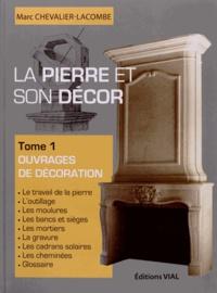 La pierre et son décor - Tome 1, Ouvrages de décoration.pdf
