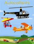 Marc Clamens - Mes avions à construire - Autocollants.