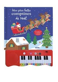 Marc Clamens - Mes plus belles comptines de Noël - 15 comptines à jouer au piano.