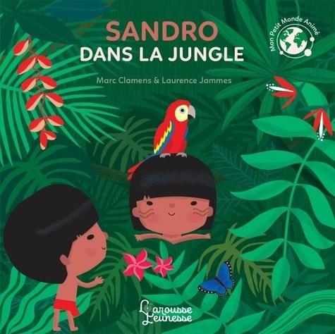 Sandro dans la jungle