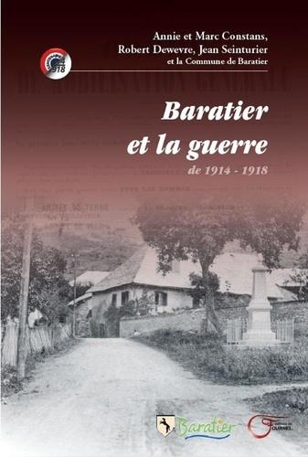 Barratier et la guerre de 14-18