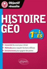 Marc Czeszak - Histoire Géographie 1re L et ES.