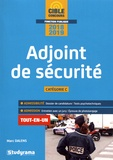 Marc Dalens - Adjoint de sécurité.