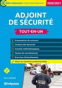 Adjoint de sécurité- Tout-en-un - Marc Dalens |