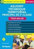 Marc Dalens - Adjoint technique territorial de 2e classe.