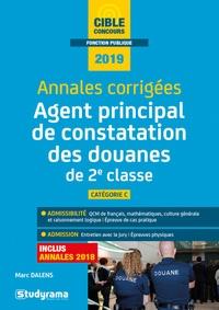 Annales corrigées Agent principal de constatation des douanes de 2e classe.pdf