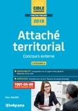 Marc Dalens - Attaché territorial catégorie A - Concours externe.